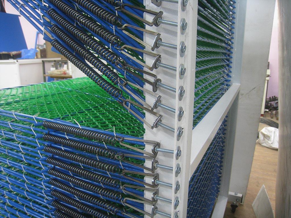 ТРИН-ТС-700 Полочная сушилка 700х1000 мм - Все для шелкографии Трафарет  Инжиниринг (КБНТ)